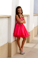 Hailey Flame Bat Mitzvah